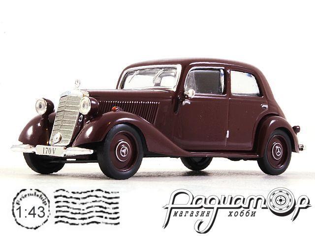 Mercedes-Benz 170 V (W136) (1949) LL026 (Z)