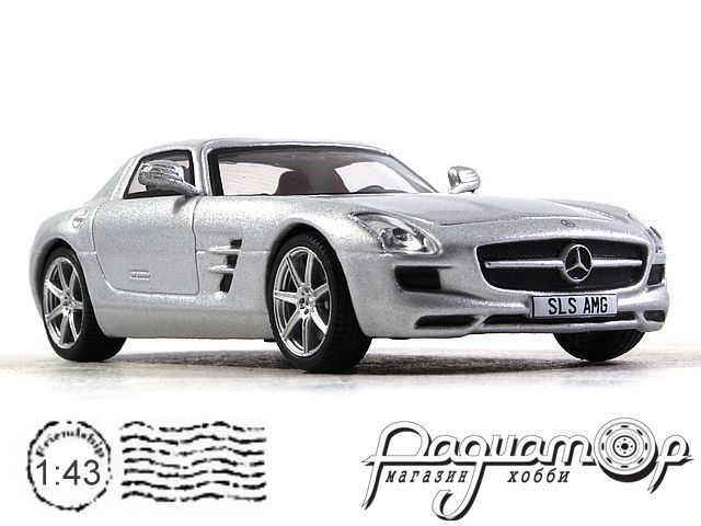 Mercedes-Benz SLS Coupe 6.3 AMG (C197) (2010) LL034