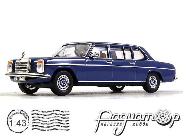 Mercedes-Benz 240 D Long (W115) (1973) LL059