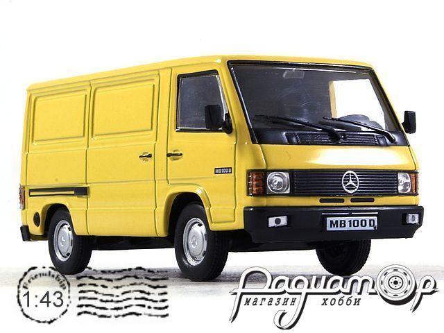 Mercedes-Benz 100 D (1988) LL079