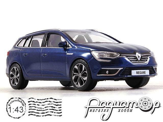 Renault Megane Estate (2016) 517790