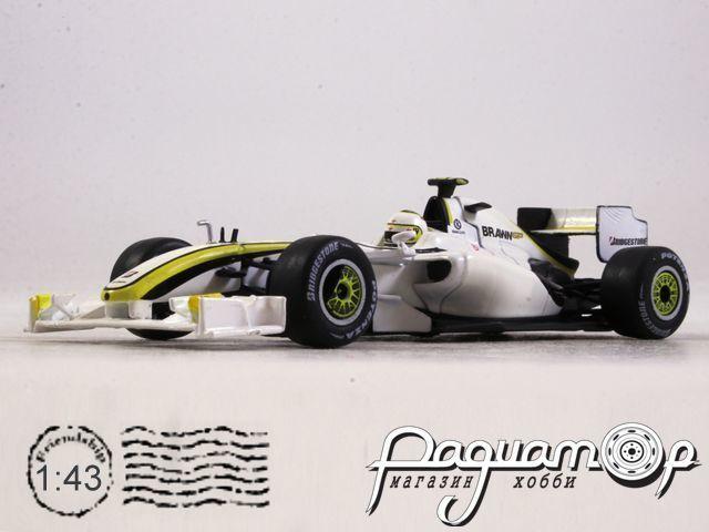 Brawn GP BGP001 Mercedes №23 Australia GP, Rubens Barrichello (2009) L007