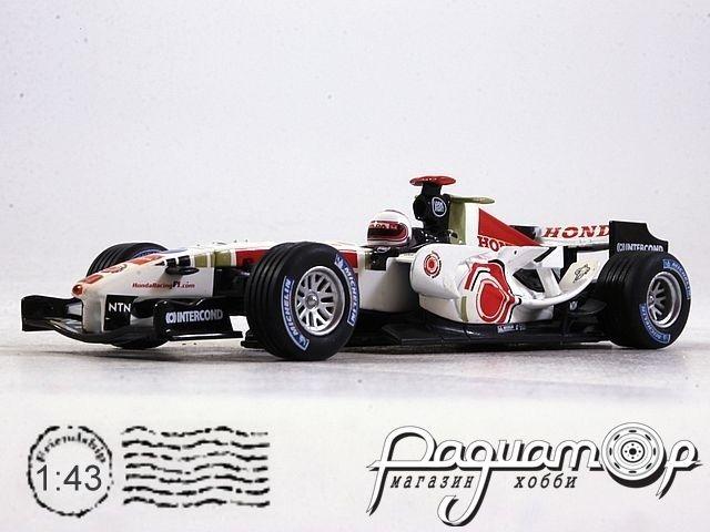 Honda RA106 №11 Italy GP, Rubens Barrichello (2006) L013