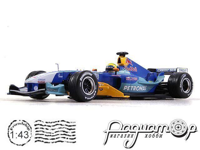 Sauber C23 Petronas №12, Felipe Massa (2004) L016