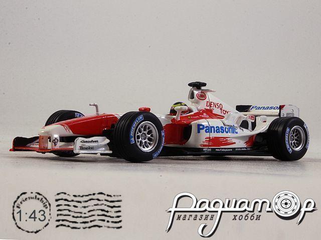 Toyoya TF104B №16, Ricardo Zonta (2004) L022