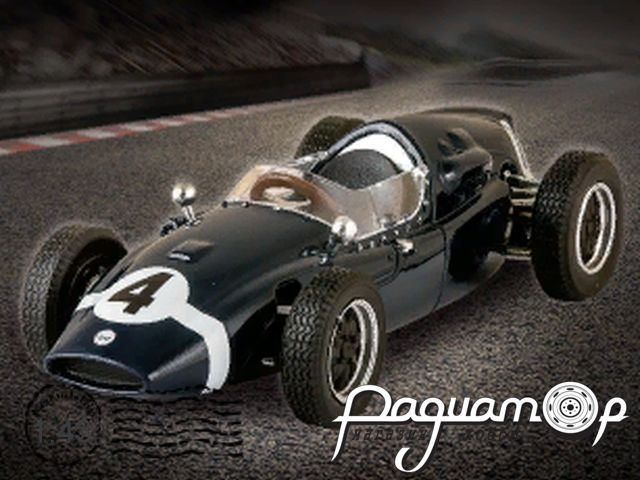 Formula 1 Auto Collection №20, Cooper T51, Стирлинг Мосс (1959)