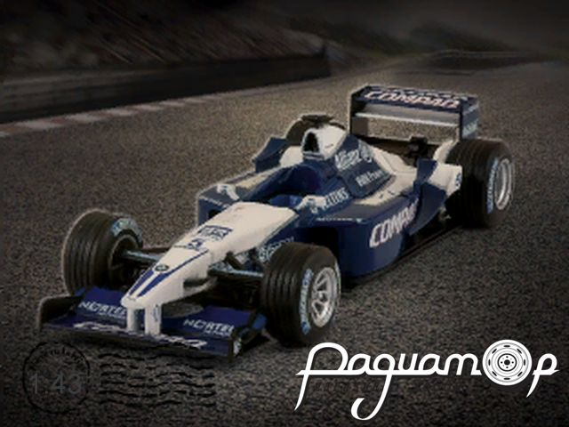 Formula 1 Auto Collection №20, Williams FW23, Ральф Шумахер (2001)