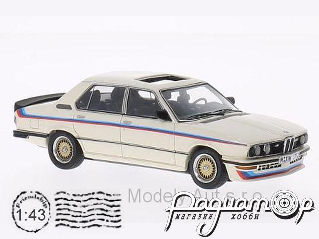 BMW M535i (E12) (1980) 43470