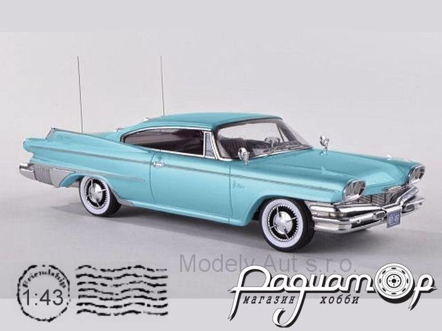 Dodge Polara Coupe (1960) 44099