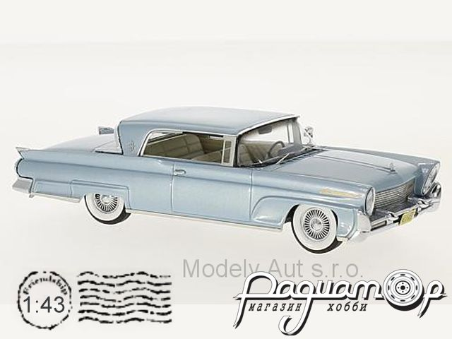 Lincoln Continental MKIII Hardtop Coupe (1958) 46001
