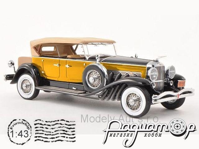 Duesenberg Model J Tourster Derham (1930) 45943