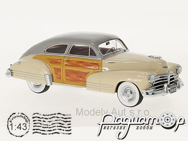 Chevrolet Fleetline Aerosedan (1948) 45833