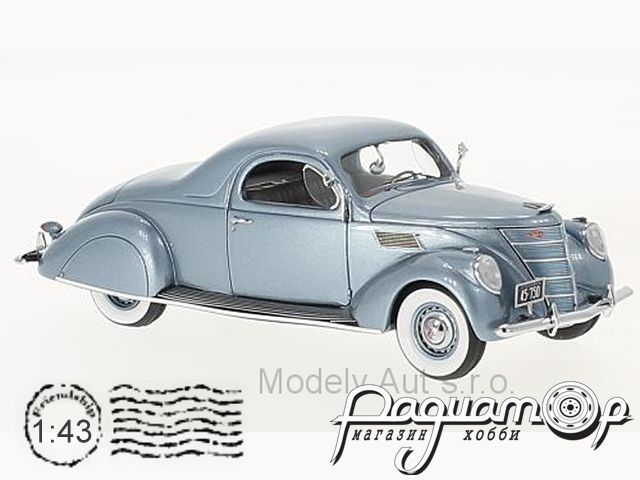 Lincoln Zephyr Coupe (1937) 45752