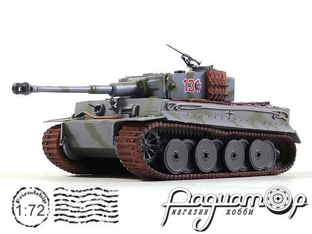 Panzerkampfwagen VI Tiger I (Middle Type), 101 batalion, Normandy (1943) 36216