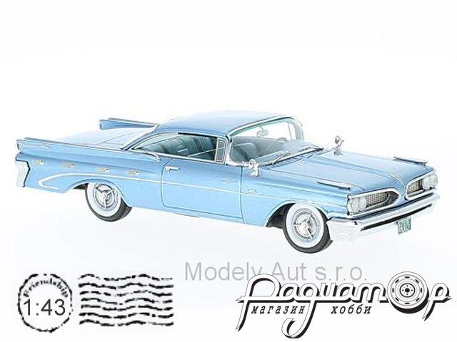 Pontiac Bonneville Hardtop (1959) 46076
