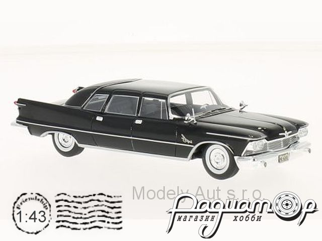 Imperial Crown Ghia Sedan (1958) 46265