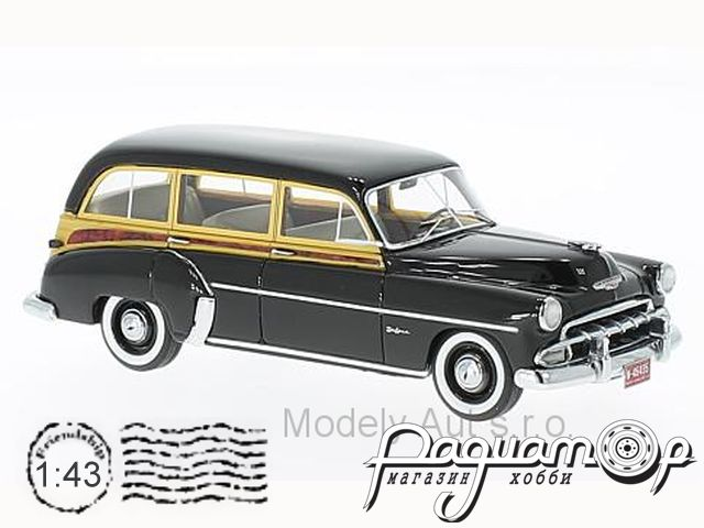 Chevrolet Styleline DeLuxe Station Wagon (1952) 46435
