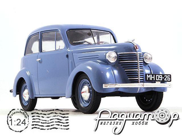 Легендарные советские автомобили №29, КИМ-10-50 (1940)
