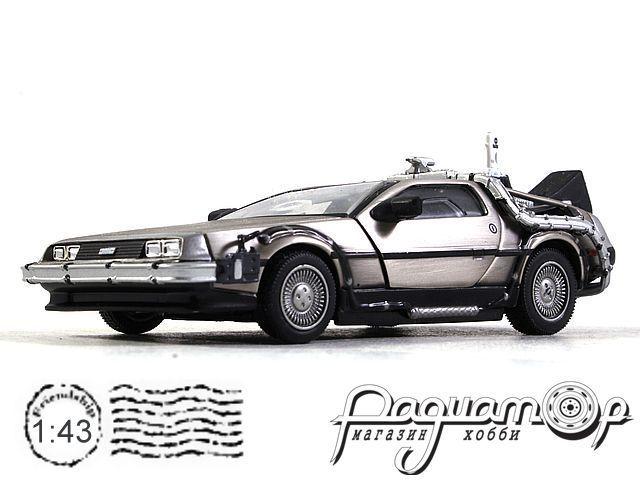 DeLorean DMC12 из к/ф «Назад в будущее 2» (1983) 24010