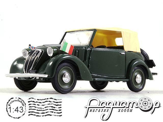 Fiat 1100 (508c) Cabriolet Corpo Diplomatico (1937) R85