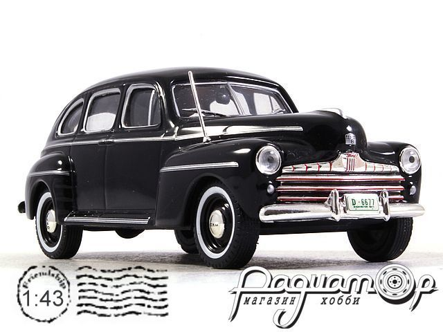Ford Fordor (1947) CLC040