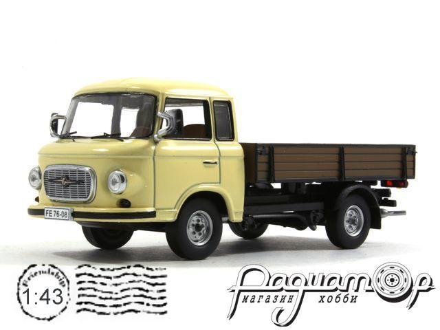 Barkas B1000 грузовик без тента (1968) IST044