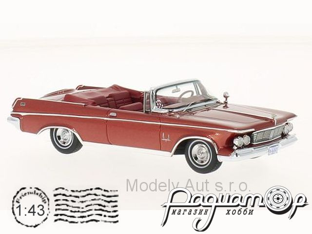 Imperial Crown Convertible (1963) 46845