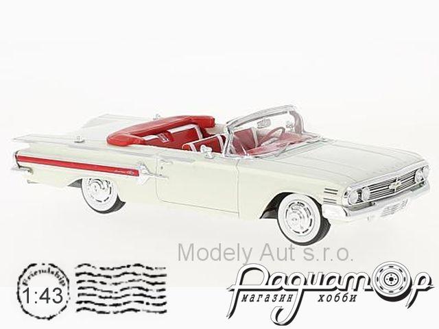 Chevrolet Impala Convertible (1960) 46918