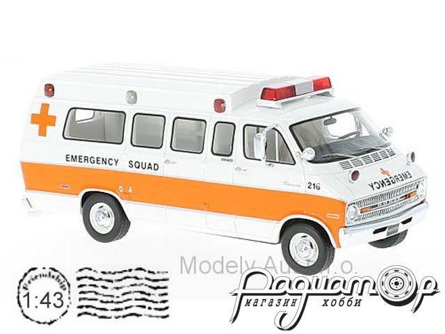 Dodge Horton, Ambulance (1973) 46941