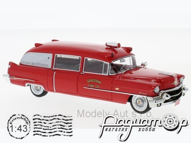 Cadillac Miller Ambulance (1956) 46955