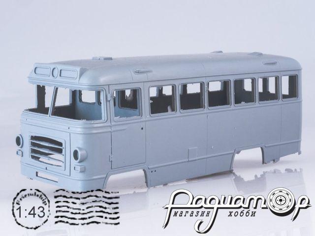 Сборная модель Автобус Таджикистан-1 4031AVD
