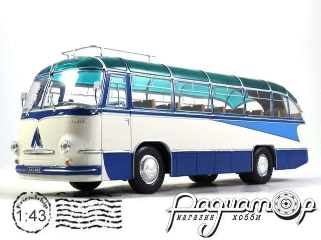 ЛАЗ-695Б «Стрела» туристический (1958) UM43-B003