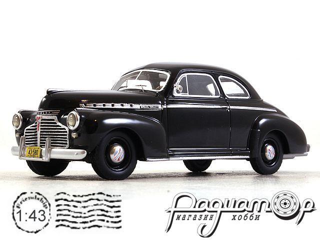 Chevrolet Special De Luxe Coupe (1941) 46990 (Z)