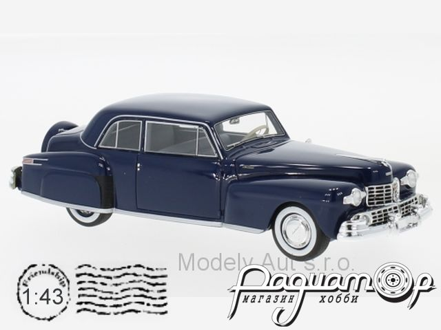 Lincoln Continental V12 Coupe (1948) 47090