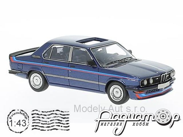 BMW M535i (E12) (1978) 49540