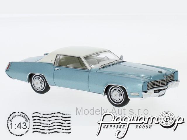 Cadillac Eldorado Coupe (1967) 49562