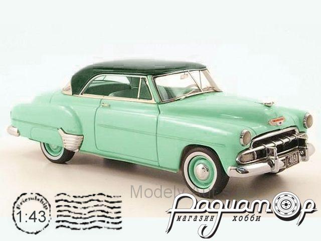 Chevrolet Styleline 2-door Hard Top Coupe (1952) 49585