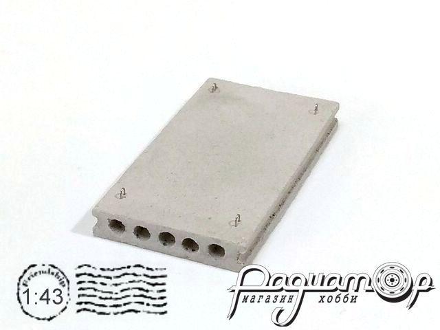 Плита перекрытия (55х28х5,5мм) HW01067