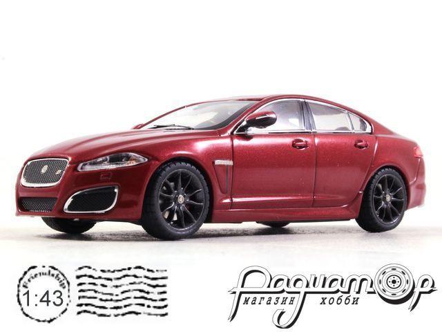 Jaguar XFR Limousine (2008) 141280