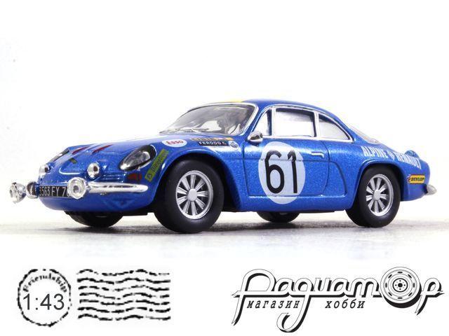 Renault Alpine A110 №61, 24h Le Mans (1968) 2235002