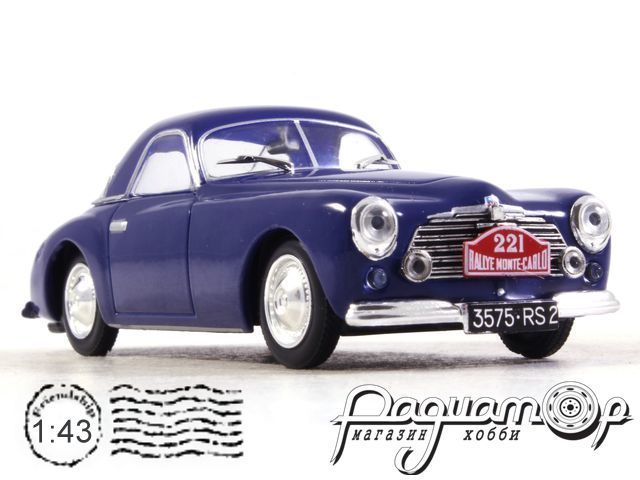 Simca Gordini 8, Sport Rally Monte Carlo (1950) 2235003