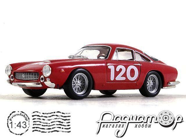 Ferrari 250 GT №120 Berlinetta Iusso Targa Florio, B.Taormina / P.Tacci (1964) ALT302