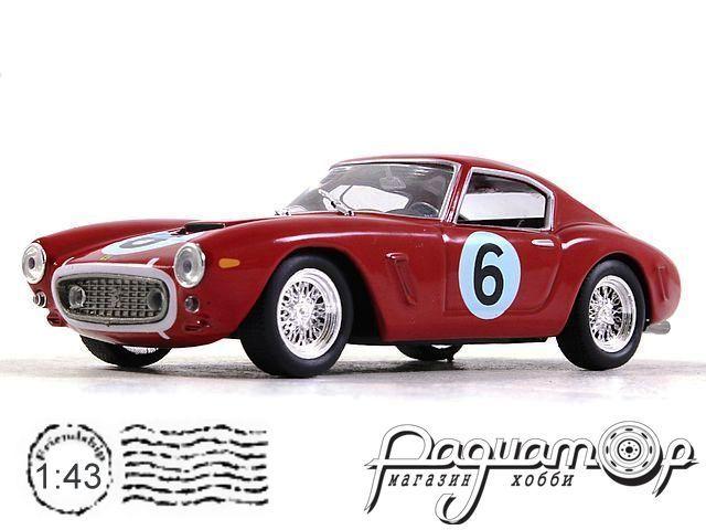 Ferrari 250 GT Berlinetta №6 p.c. SWB Tourist Trophy, M.Parkes (1961) ALT325