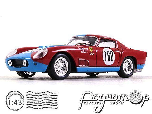 Ferrari 250 GT Berlinetta №160 Tour de France, F.Picard / M.Trintignant (1958) ALT327