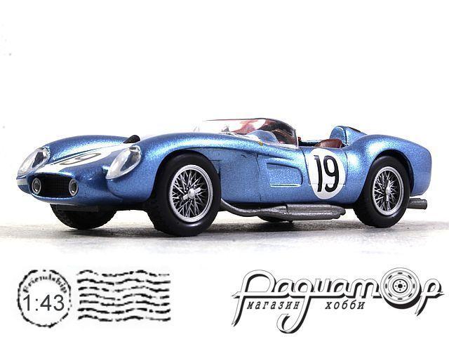 Ferrari 250 Testa Rossa №19 24h Le Mans, E.D.Martin / F.Tavano (1958) ALT298