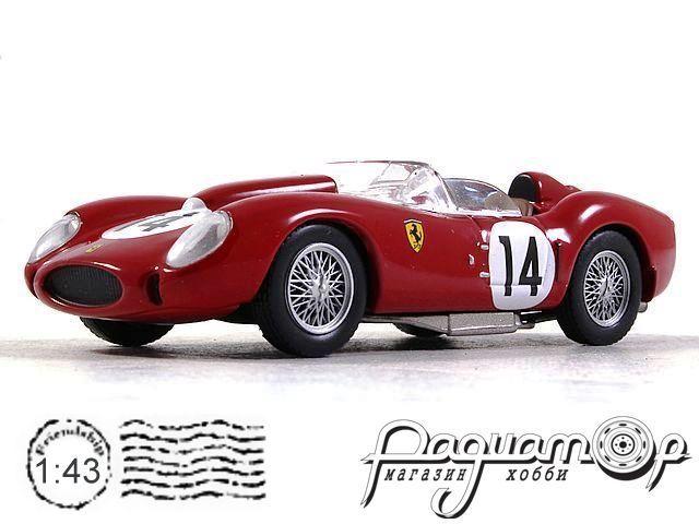 Ferrari 250 Testarossa №14 24h Le Mans, O.Gendebien / P.Hill (1958) ALT301