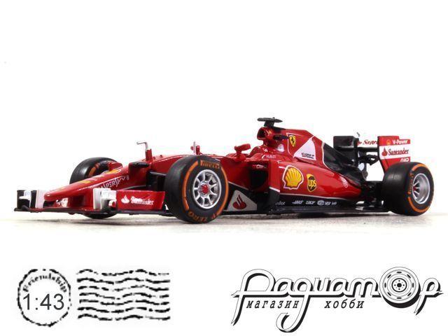 Ferrari SF15-T №5 Formula 1, Sebastian Vettel (2015) 7174007