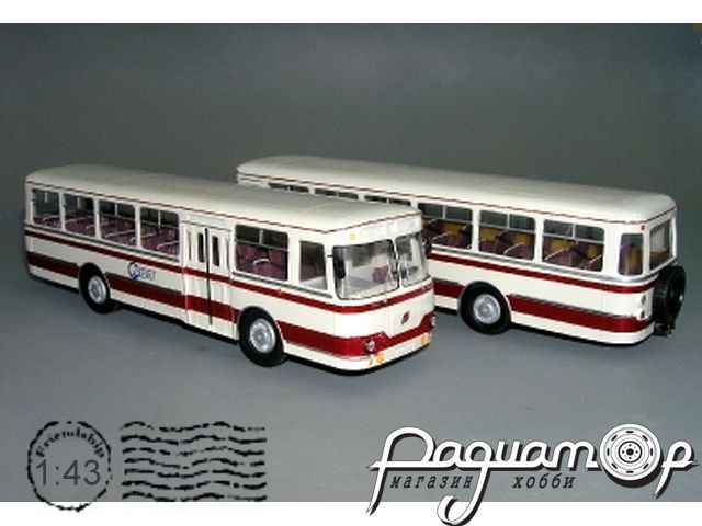 ЛиАЗ-677В экскурсионный (1970) V3-53
