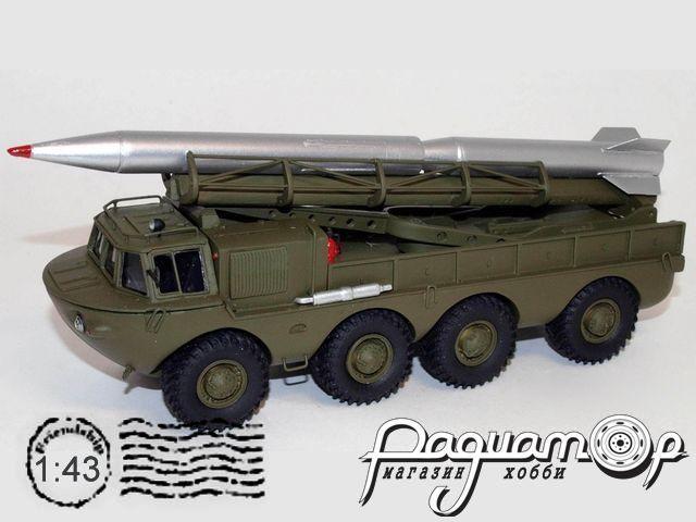 Сборная модель Ракетный комплекс