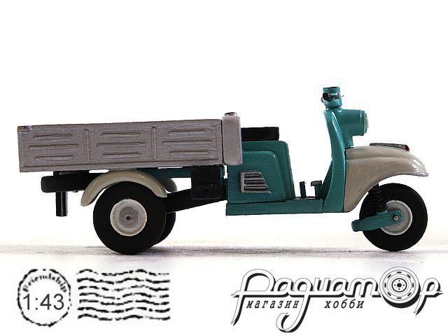 Тула ТГ-200Б с кузовом (1957) 190306